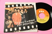 """Frank Zappa 7 """" I Don'T Want To Orig Italy 1980 NM"""
