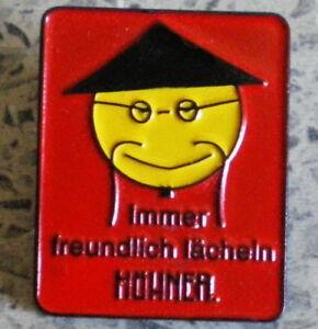 HÖHNER-eine der Kölner Kultbands-immer freundlich lächeln-1,8 x 2,4 cm-TOP-MU 16