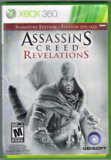 Assassin's Creed: Revelations Signature Edition (Xbox 360, 2011) ~ Used Complete