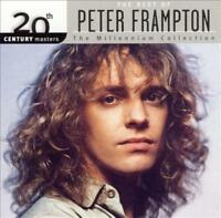 20TH CENTURY MASTERS - THE MILLENNIUM COLLECTION: THE BEST OF PETER FRAMPTON NEW