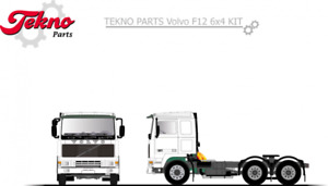 Tekno | 79783 Volvo F10/12/16 6x4 Tractor Chassis Kit 1:50 Scale Parts