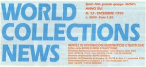 World Collections News lotto 117 numeri