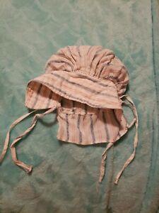 VTG Baby Bonnet Summer Big Brim