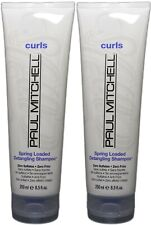 Paul Mitchell Curls Spring Loaded Detangling Shampoo 8.5oz Pack of 2