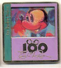 One Hundred Mickeys Pin Series (MM 072) - UPTOWN MOUSE LE 3500 Disney