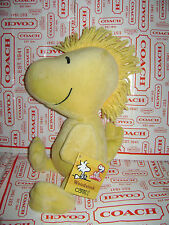 Nwt Kohl'S Cares For Kids Woodstock Peanuts Gang Yellow Plush Toy Stuffed 13""