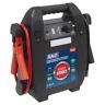 Sealey RoadStart® Emergency Jump Starter 12/24V 6L 8 Cylinder Garage Workshop...