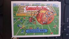 Garbage Pail Kids 2007 ANS 7 Field Goal Joel 8 of 10 Jig-Saw Puzzle NM-Mint