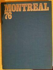 Libro Almanacco Olimpiadi Montreal 76 Copertina Rigida Atletica Leggera Medaglie