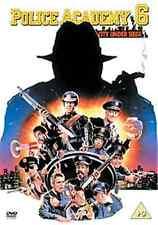"DVD ""Police Academy 6, S.O.S. Ville en état de choc"" - NEUF SANS BLISTER"