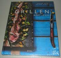 Beck: Gourmet Grillen Next Level Buch BBQ Rezepte Kochbuch Grillbuch Neu!