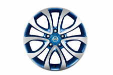 Genuine Nissan Juke F15 Alloy Wheel Set of 4 Zama Blue KE4091K200EB