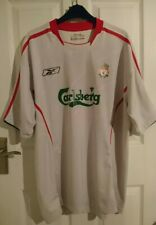 Liverpool FC Carlsberg 2005/06 Champions League Away Shirt Size XL