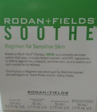 Soothe Regimen for Sensitive Skin from Rodan and Fields New And sealed
