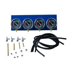 4 Cylinder Carburetor Synchronizer Set Vacuum Balancer Gauge for Motorcycle Moto