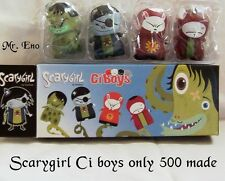 C I BOYS CIBOYS  SCARY GIRL SCARYGIRL nathan jurevicius brand new sealed