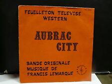 BO Feuilleton TV AUBRAC CITY par FRANCIS LEMARQUE PFL 24000