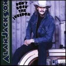 ALAN JACKSON - DON'T ROCK THE JUKEBOX CD COUNTRY *NEW*