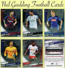 Champions League FINEST 2019-2020 ☆ Football Cards ☆ #1 to #100