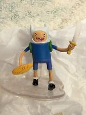 LOT # 904 ADVENTURE TIME BATTLE FINN Mystery Figure 2 inches (CARTOON NETWORK)