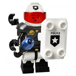 Lego Minifigures 71029 Series 21 - No. 10 - Space Police - New Sealed