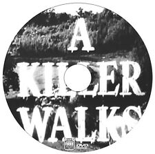A Killer Walks - Crime Drama - Laurence Harvey, Trader Faulkner - 1952