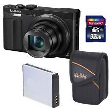 Panasonic DMC-TZ71EG-K SET inkl 32GB + Tasche + 2. Akku ! TZ71 EG-K Zubehörpaket