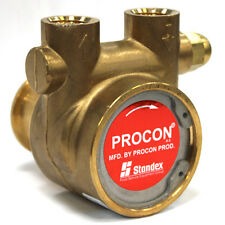 "Procon Pump Model 112A110F11Ba 3/8"" Npt Release Valve Carbonator Nsf 110 Gph New"