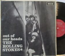 THE ROLLING STONES ~ Out Of Our Heads ~ VINYL LP - LK 4733 MONO