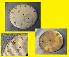 g  BIG  dial 33,2 mm FOR WRISTHWATCH RETRO ARSA  1960-70 approx
