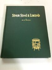*STEAM STEEL & LIMITEDS by KRATVILLE THE GREAT VARNISH ERA REF BOOK -Great Book!