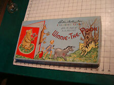 1959 A A Milne's colorful game WINNIE-THE-POOH GAME parker brothers.