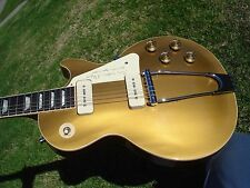 2013 Gibson Les Paul '52 1952 Tribute Goldtop P-90's 1 of 400 Made Bigsby Ready