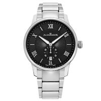 Alexander Statesman Regalia Men's Stainless Steel Swiss Made Watch A102B-02