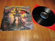 MOLLY HATCHET - FLIRTIN' WITH DISASTER - EPIC RECORDS LP