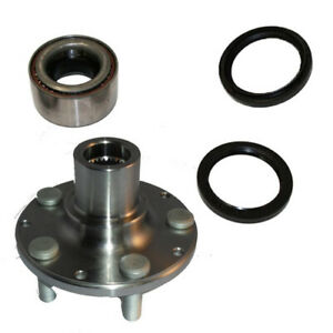 FRONT WHEEL BEARING & HUB KIT FOR SUBARU FORESTER IMPREZA WRX LIBERTY OUTBACK