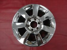 18 INCH CHROME LINCOLN NAVIGATOR OEM WHEEL 2005-2006 7 SPOKE USED 3608