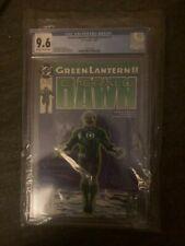 Green Lantern Emerald Dawn #1 CGC 9.6