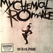 MY CHEMICAL ROMANCE CD THE BLACK PARADE FREE POST WITHIN AUSTRALIA
