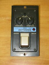 YAMAHA OC-01 Octaver effect pedal with SB-100 system board plate / PERFECT