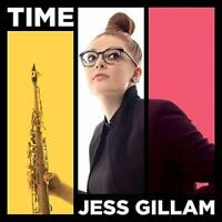 Gilliam Jess / Time (2LP  CLEAR)