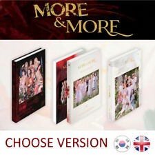 [NEW + SEALED!] TWICE More and More 9th Mini Album K-pop Kpop UK