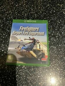 XBOX ONE GAME Firefighters Air Fire Department