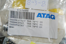 ATAG S4156020 THERMOSTAT THERMOSTAAT TAB 78°C HR NEU