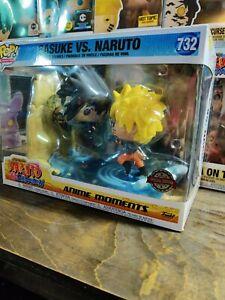 Funko Pop! Animation: Naruto - Naruto vs. Sasuke Vinyl Figure #732