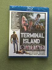 Free*Postage New Terminal Island Blu-Ray Code Red Tom Selleck Phyllis Davis Ozsp