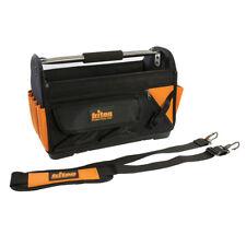 Bolsa de herramientas construcción abierta Bolso Ridgid + 400 Mm - 529073 asa de transporte.