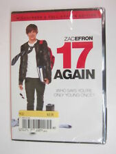 17 Again (DVD, 2009)- Zac Efron, Matthew Perry - BRAND NEW  FACTORY SEALED