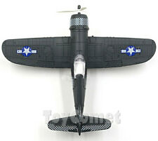 Black Vought F4U Corsair US Navy WWII Fighter Aircraft 1/48 Plane Model Kit