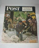 The Saturday Evening Post February 28, 1948 Magazine Collectible with Great Ads!